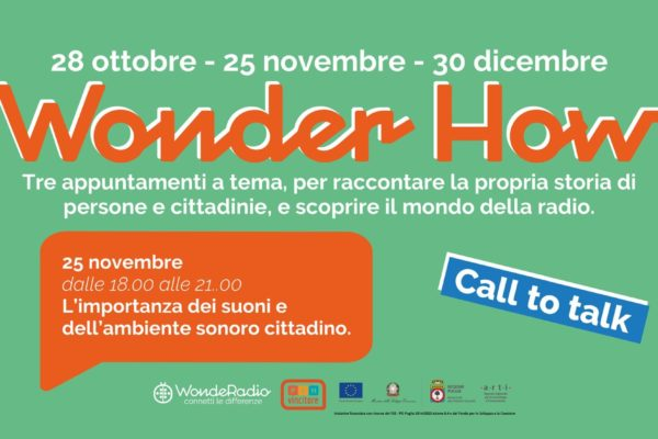 locandiona evento, titolo Wonder How