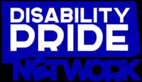 logo disability pride network